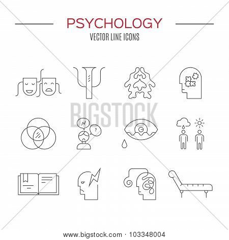 Counseling Icon Collection