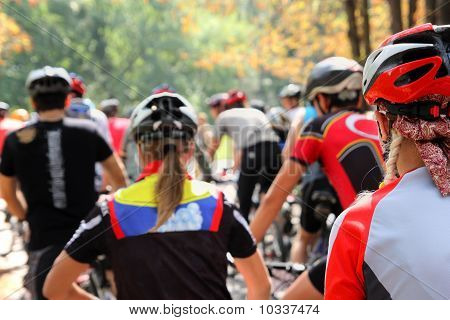 Bicyclists