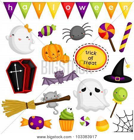 Halloween Cute Item