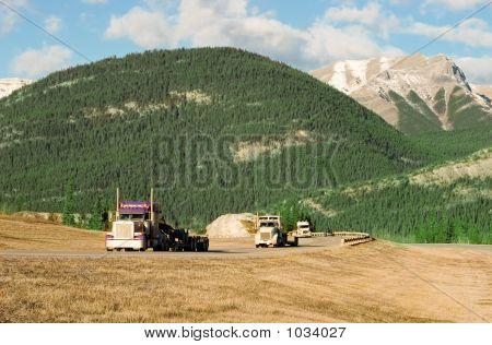 Three Truck
