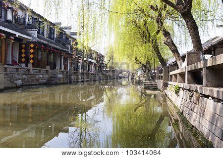 Chinese water town - Zhouzhuang