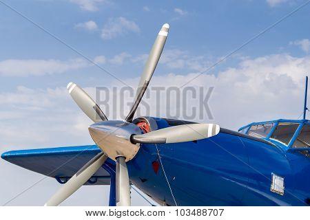 Screw Airplane