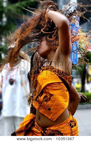 Madagascan Dancer