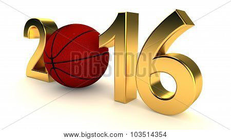 Basketball 2016 year