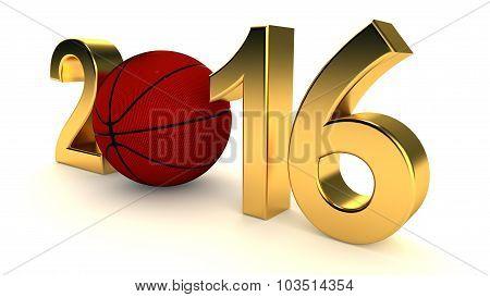 Basketball 2016 year