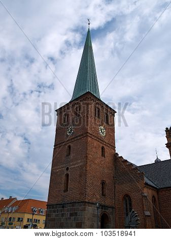 Our Lady Church Nyborg Denmark