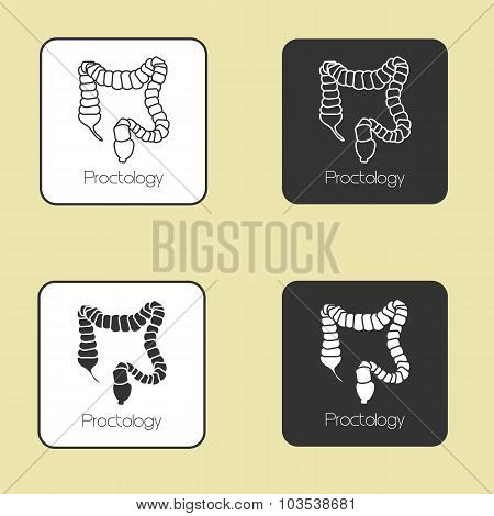 Medicine, Vector Icons Set