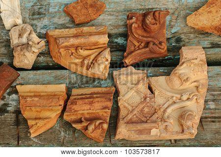 Ceramic Smithereens