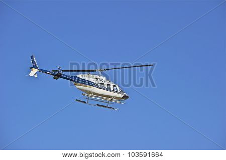 Bell 206-L1 LongRanger Helicopter