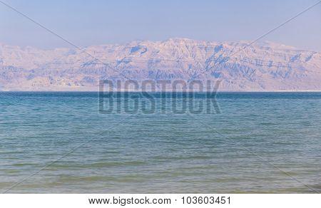 Ein Gedi Beach. Dead Sea, Israel