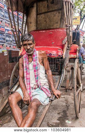 Rickshaw Wallah Vertical