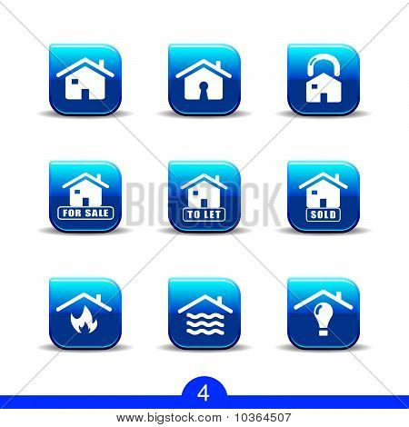 Home Services Icons - No.4 Smooth Series