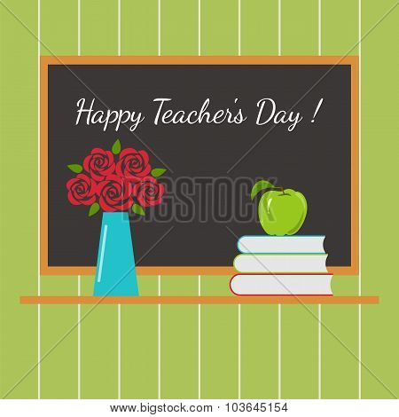 Holiday Teachers Day in the Classroom.