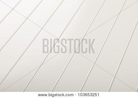 White Wooden Background