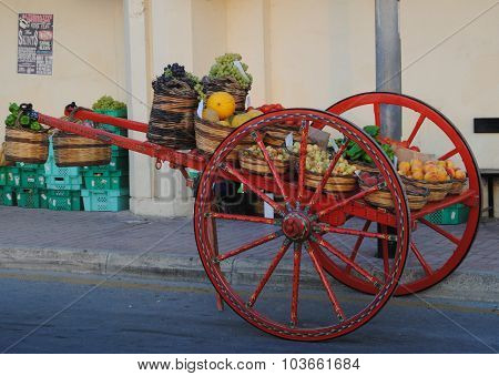 Maltese carriage