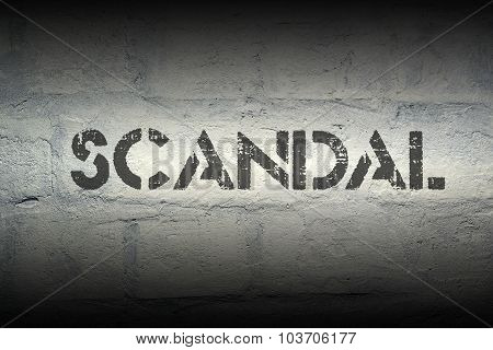 Scandal Pr