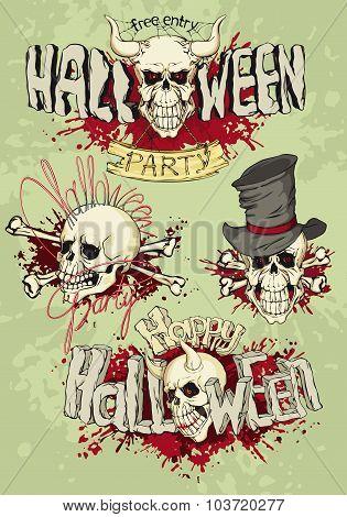 Happy Halloween, Emblem