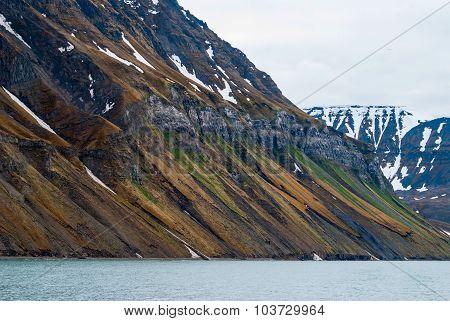 Svalbard Cliffs, Uglefjellet