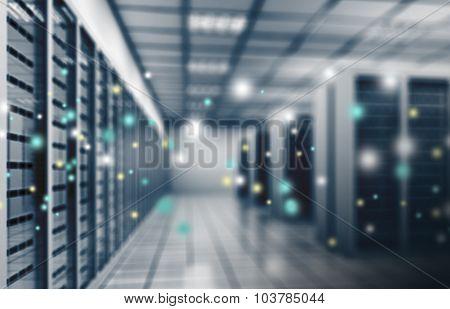 Internet provider.