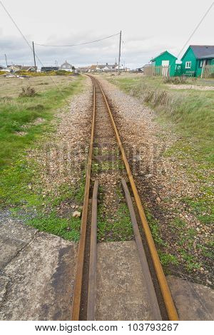 Narrow Gauge Rail Tracks