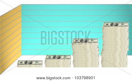 100 Dollar Bill - Graph