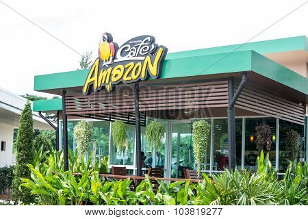 Cafe Amazon Coffee Shop