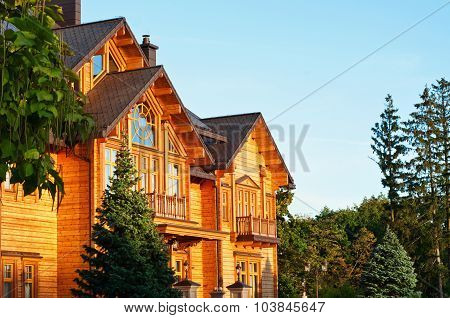 Wooden Cottage