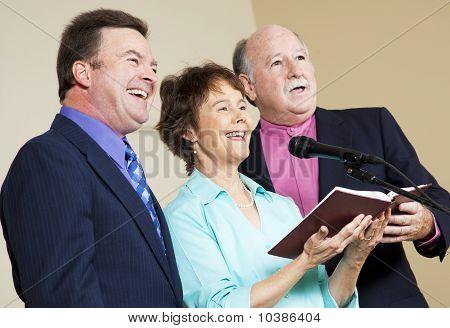 Spiritual Singers