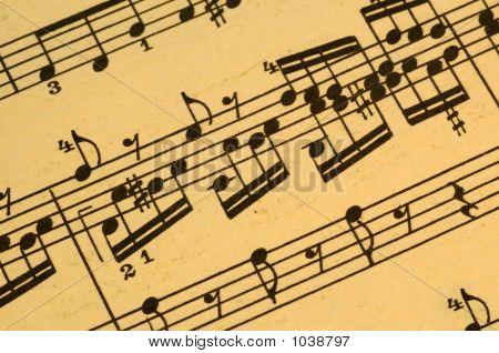 Musical Score