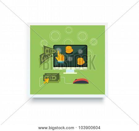 Pay Per Click Poster