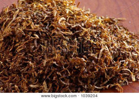 Loose Shredded Tobacco