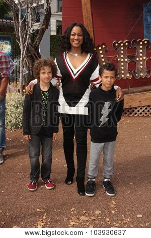 LOS ANGELES - OCT 4:  Garcelle Beauvais at the
