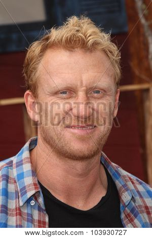 LOS ANGELES - OCT 4:  Kevin McKidd at the