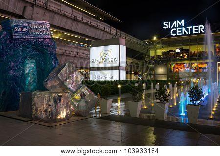 Siam Paragon Shopping Center