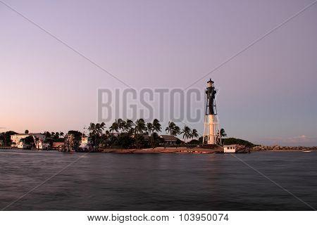 Historic Hillsboro Lighthouse