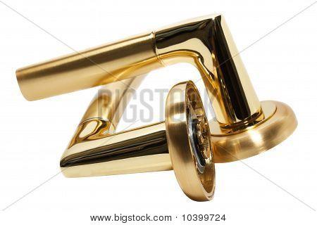 two door handles