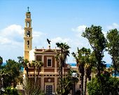 St. Peter's Church is a Franciscan Church in Jaffa part of Tel Aviv in Israel. poster