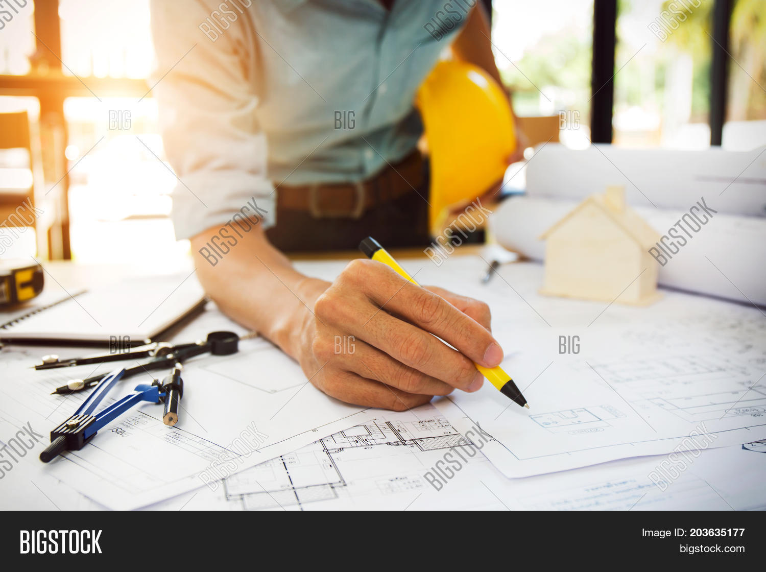 Team construction image photo free trial bigstock team of construction engineer working hard project blueprint to build large commercial buildings and golf course malvernweather Choice Image