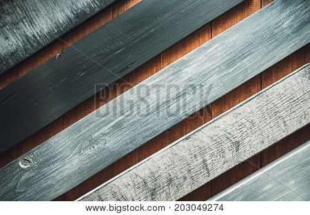 collection of wooden plank as background texture