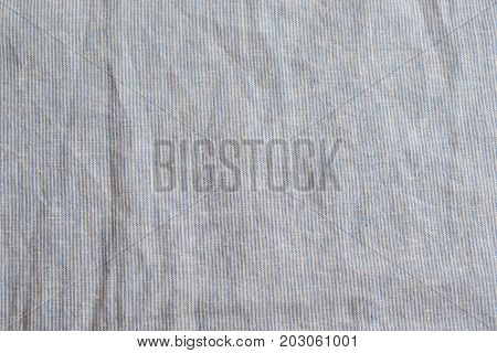 Grey heather texture. Grey fabric texture. Background with delicate striped pattern. Real heather grey knitted fabric made of synthetic fibres textured background