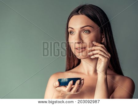 Young Woman, Beauty