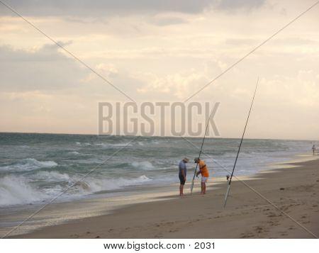 Beach Fishing 554