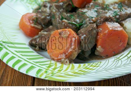 Daube Stew