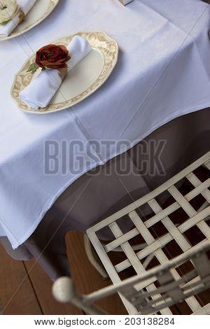 Romantic Table Set