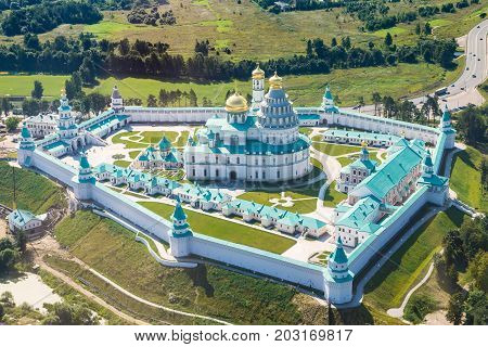 New Jerusalem Monastery In Moscow Oblast