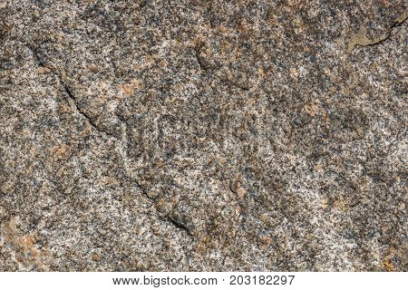 Surface Of Granite. Stone Texture. Colored Rough Granite Stone Texture.