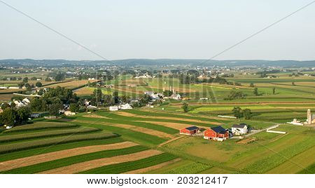 Fields From Above