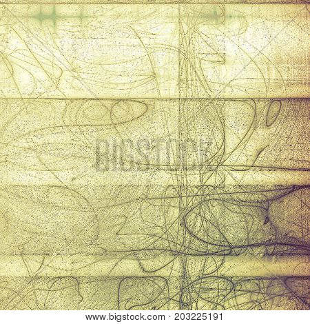 Antique texture, weathered background with vintage look and different color patterns