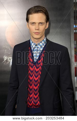 LOS ANGELES - SEP 5:  Bill Skarsgard at the