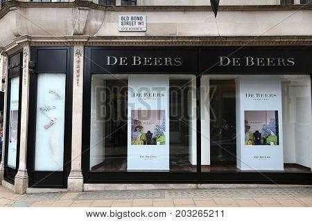 De Beers Shop
